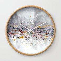 Sin Título II Wall Clock