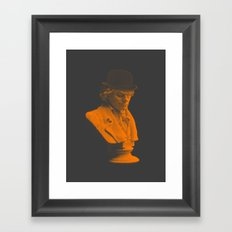 Kubrick Still Life #1 Framed Art Print