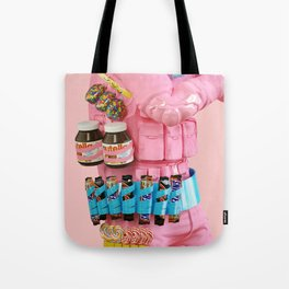 Deliciously Supplied Tote Bag