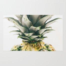 Pineapple Close-Up Rug