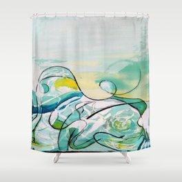 feminity Shower Curtain
