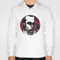 nick cave Hoodies featuring Nick Cave by Rafols