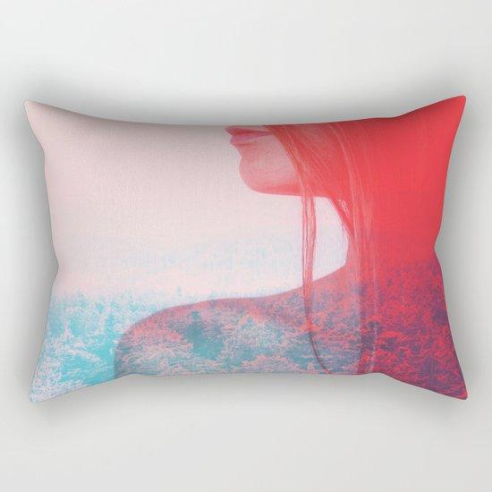 Alter Ego #society6 #decor #buyart Rectangular Pillow