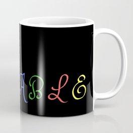 Love is Living Coffee Mug