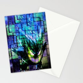 Gengar Blix Stationery Cards