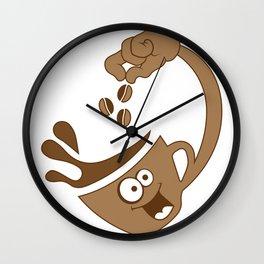 Inseperable Wall Clock