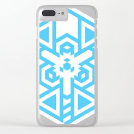 delux Clear iPhone Case