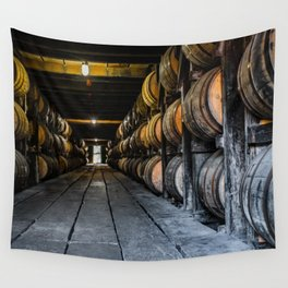 The Soft Glow Wall Tapestry