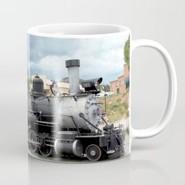 Relic of the Historic Denver & Rio Grande Western NG Railroad Coffee Mug