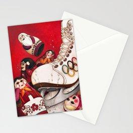Sotchi Stationery Cards