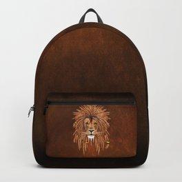 Dreadlock Lion Backpack