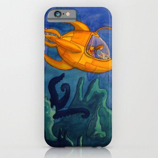 Deep Sea Adventure iPhone & iPod Case