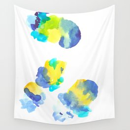 180802 Beautiful Rejection  6 | Colorful Abstract Wall Tapestry