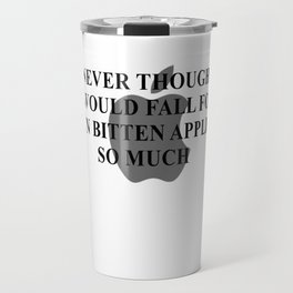 BITTEN APPLE Travel Mug