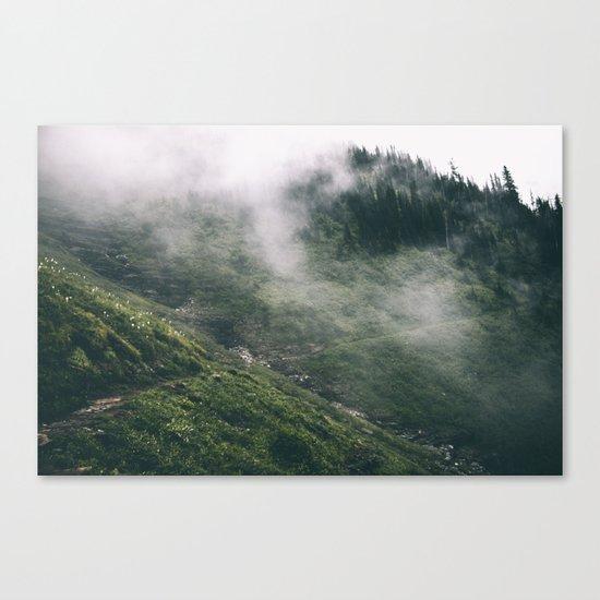 Happy Trails VIII Canvas Print