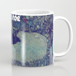 There was an old woman who lived in a shoe Coffee Mug