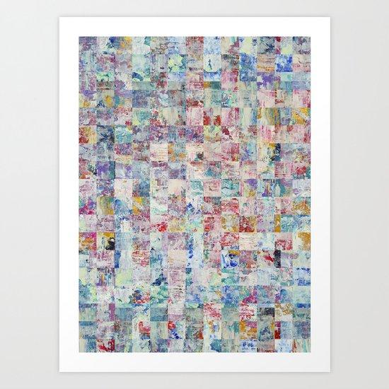 Abstract 141 Art Print