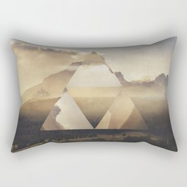 Hyrule - Power of the Triforce Rectangular Pillow