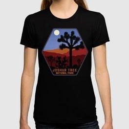 Vintage Retro Joshua Tree National Park 80s Desert Souvenir T-shirt