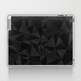 Dirty Dark Geo Laptop & iPad Skin