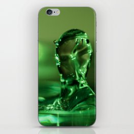 The Water Warrior iPhone Skin