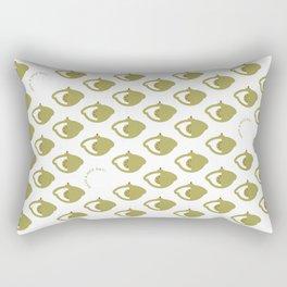 Butter Squash Rectangular Pillow