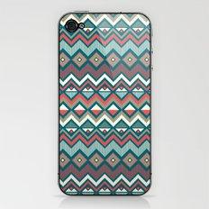 Aztec. iPhone & iPod Skin