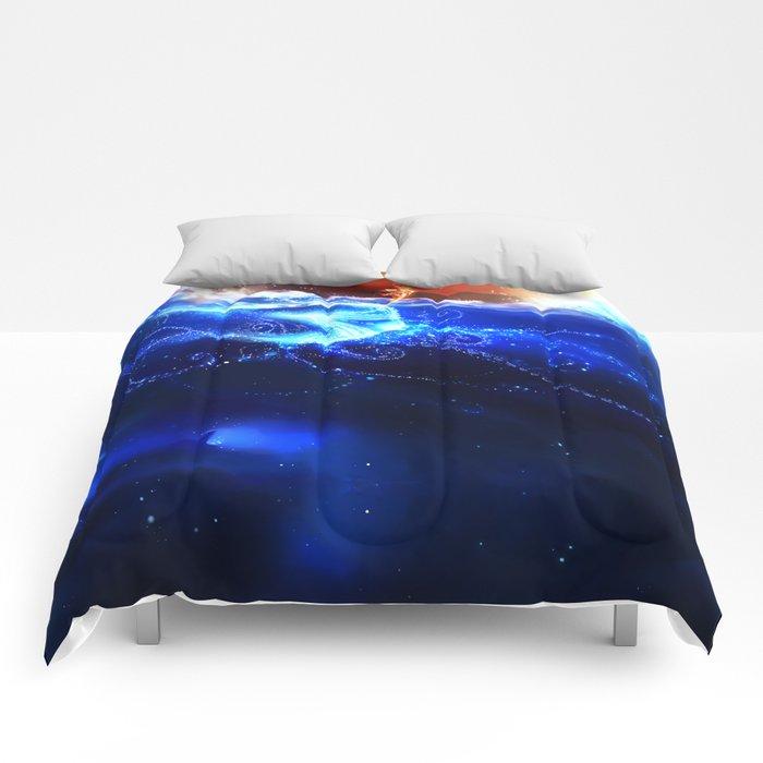 Endless Sea Comforters