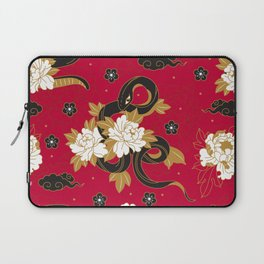 Sacred Snakes Laptop Sleeve