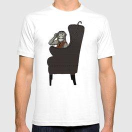 Detective Monkey T-shirt