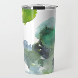 180802 Beautiful Rejection 17| Colorful Abstract Travel Mug
