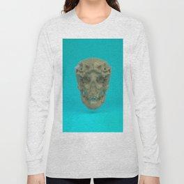 Skull Coral Reef Long Sleeve T-shirt