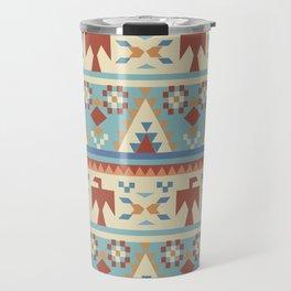 American Native Pattern No. 118 Travel Mug