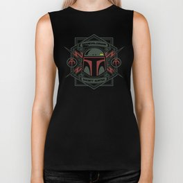 Mandalorian B H Biker Tank