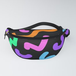 Bowling Alley 1 Fanny Pack