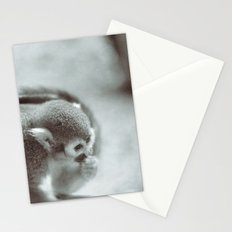 Quiet Monkey Stationery Cards