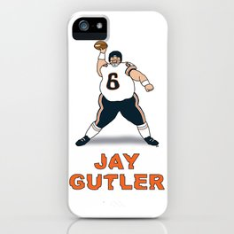 Jay Gutler iPhone Case
