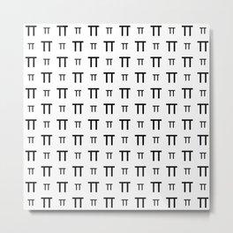 Pi Metal Print