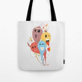 El trio Tote Bag