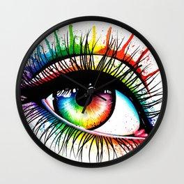 Eye III Wall Clock