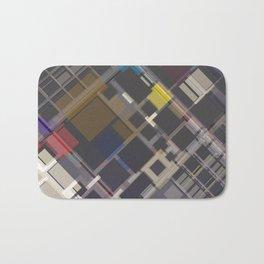 Abstract Composition 70 Bath Mat