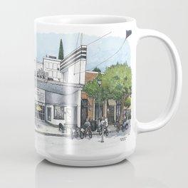 The Varsity, 2nd St Davis Coffee Mug