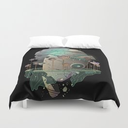 The death of the Ancient Duvet Cover