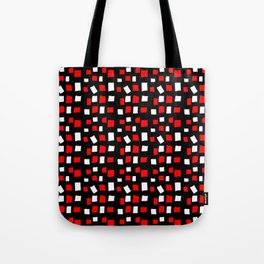rectangle and abstraction 4-mutlicolor,abstraction,abstract,fun,rectangle,square,rectangled,geometri Tote Bag