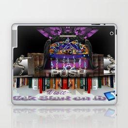 KICKSTARTER  Laptop & iPad Skin