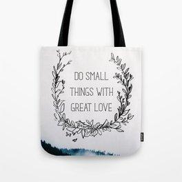 Small Things Tote Bag