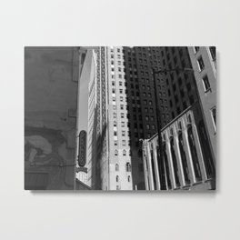 Greenroom Metal Print