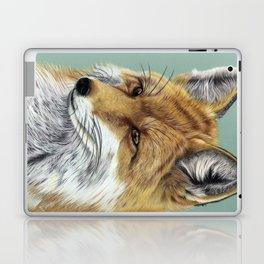 Fox Portrait 01 Laptop & iPad Skin
