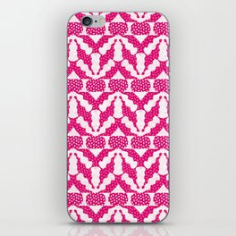 Radish Pink Pop iPhone Skin