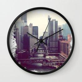 A-cty Wall Clock